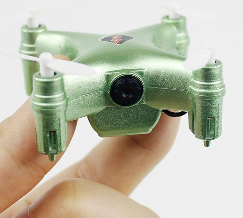 Квадрокоптер WL Toys Q343 Mini WiFi Quadcopter RTF — WLT-Q343